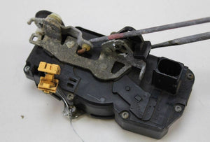 2003-2007 HUMMER H2 PASSENGER REAR DOOR LOCK LATCH WITH ACTUATOR GM 15816391