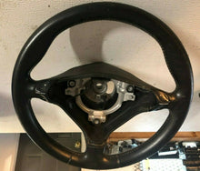 Load image into Gallery viewer, 99-04 Porsche 911 996 Boxster 986 Steering Wheel 3 Spoke Tiptronic OEM Black