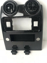 Load image into Gallery viewer, CENTER CONSOLE REAR COVER WITH VENTS 03-07 HUMMER H2 687020 Carbon Fiber