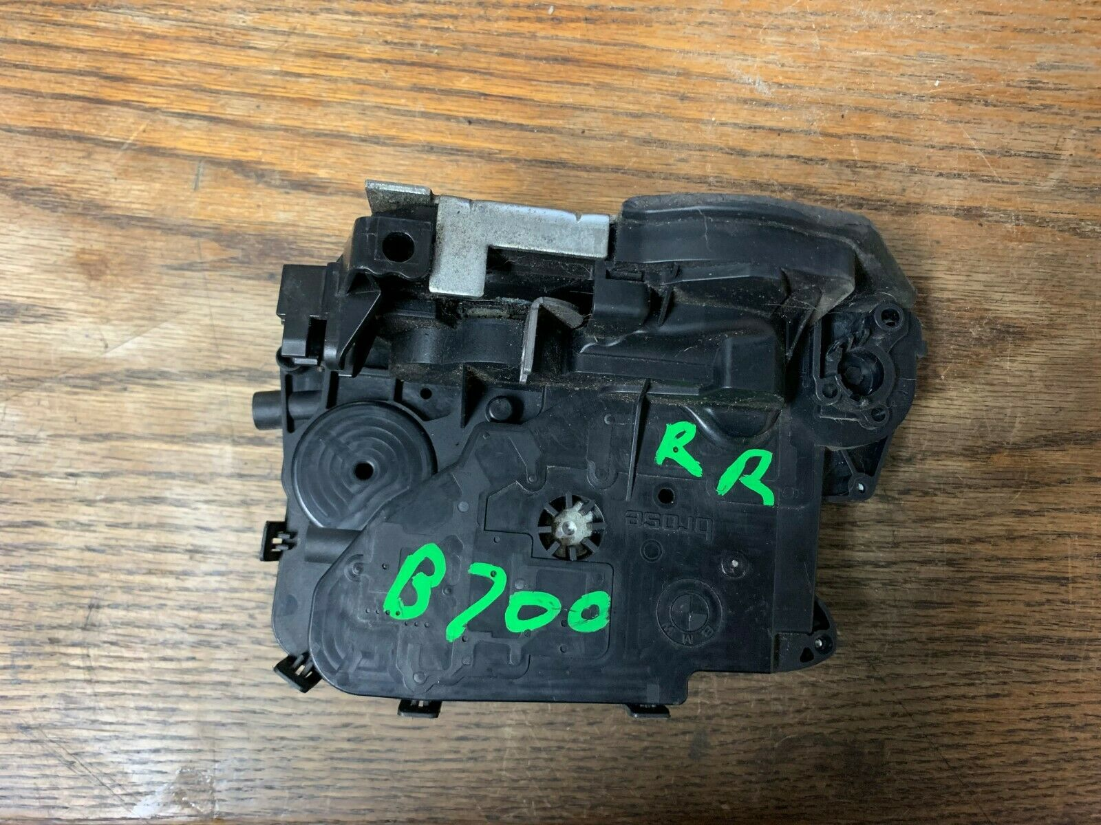 BMW OEM E60 E63 E90 E70 F10 F30 REAR RIGHT PASSENGER DOOR LOCK LATCH ACTUATOR