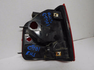 1994-2003 CHEVY S 10 TAIL LIGHT DRIVER SIDE OEM LH LEFT HAND 16516093