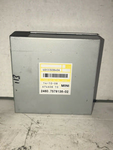 07-09 Mini Cooper S Hatch TCU TCM Transmission Control Module Unit 7579136 B