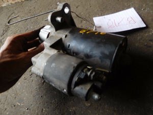 02 03 04 05 06 Mini Cooper S R53 Engine W11 Supercharged Starter 0001106018 OEM