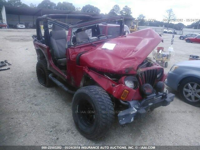 Manual Transmission LHD Fits 00-04 Jeep Wrangler OEM