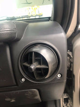 Load image into Gallery viewer, Right Upper Dashboard Panel Vent Trim Air Outlet 10358033 Hummer H2 SUV 2003-04