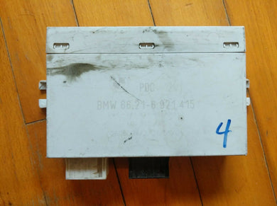 01-06 BMW E46 M3 Parking Distance Control Module Park PDC Unit OEM 6921415