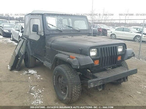 Fuel Tank 15 Gallon Fits 91-95 WRANGLER 162764