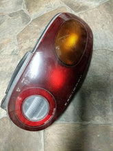Load image into Gallery viewer, 1990-1997 MAZDA MIATA MX-5 TAIL LIGHT HOUSING RH RIGHT PASSENGER SIDE BULBS
