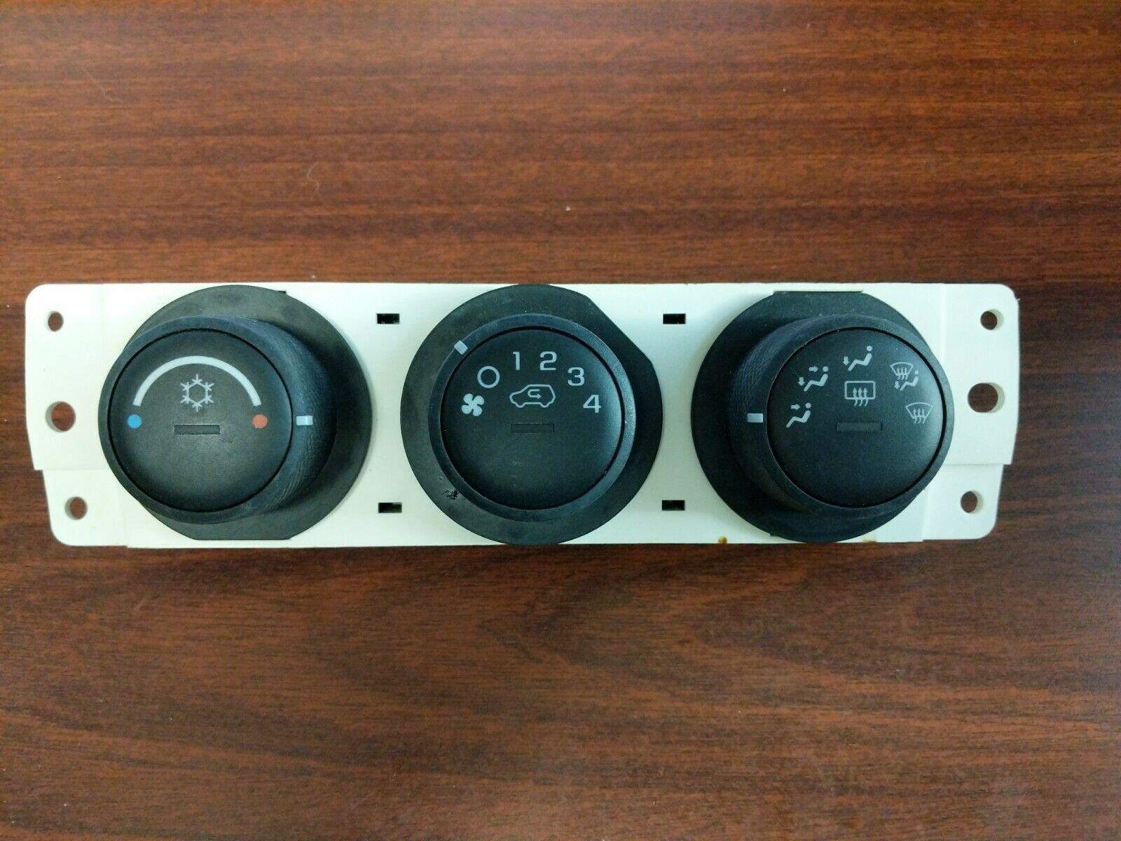 06 07 08 09 10 HUMMER H3 AC HEATER CLIMATE TEMPERATURE CONTROL 15912988 OEM