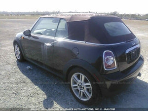 2008 2009 2010 2011 2012 2013 2014 Mini Cooper 6 Speed Manual Transmission