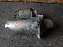 Load image into Gallery viewer, 1997 97 1998 98 1999 99 CHEVROLET TAHOE ENGINE STARTER MOTOR 10465389 OEM