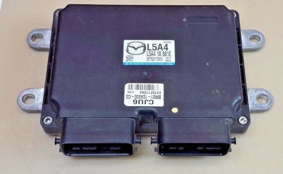 2011-2013 Mazda 6 2.5L At Computer Brain Engine Control Computer OEM