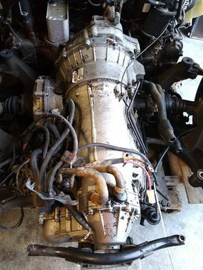 02-05 PORSCHE 911 CARRERA 3.6 996 6 SPEED AUTOMATIC TRANSMISSION RWD A96.10 101K