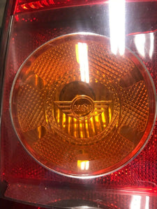 MINI COOPER  CLUBMAN RIGHT PASS. Taillight With Clear Lens 2008 2009 2010