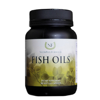 Fish Oils (100 soft gels)