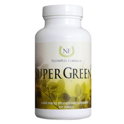 Super Greens Powder (tablets out of stock)