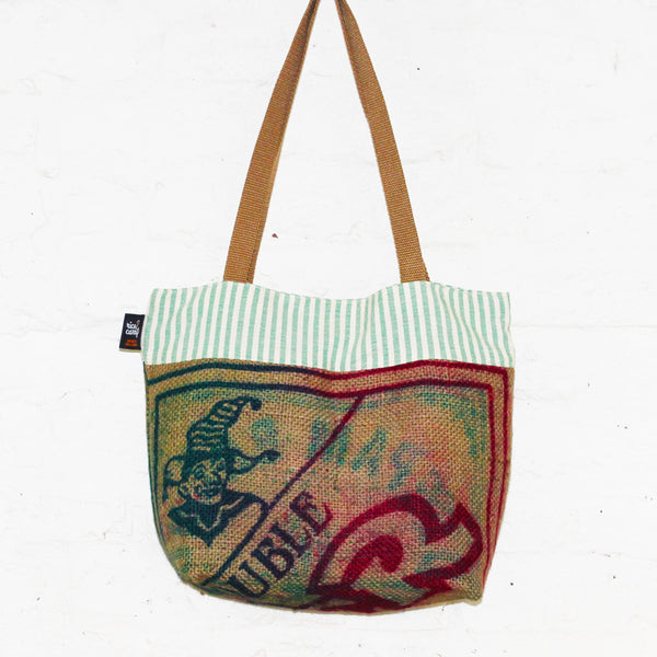 Hessian shopping bag - 6 colours