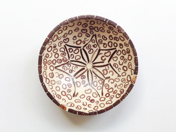 Cinnamon bowls - Star design, various sizes