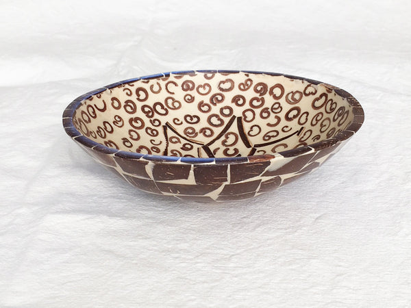 Cinnamon bowls - Star design, 2 sizes