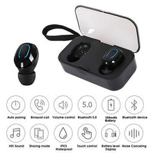 Wireless Earphones with Charging Case Bluetooth 5.0