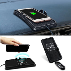 QI Wireless Car Charger