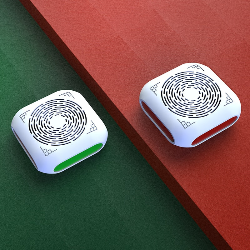 Powerless Mini Air Purifier and Ionizer
