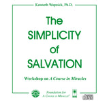 The Simplicity of Salvation [CD]