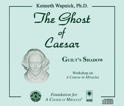 The Ghost of Caesar: Guilt's Shadow [CD]
