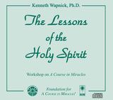 The Lessons of the Holy Spirit [CD]