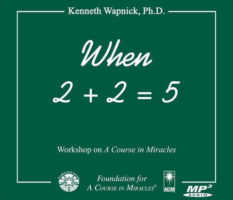 When 2 + 2 = 5: Reflecting Love in a Loveless World [MP3]