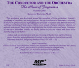 The Conductor and the Orchestra: The Music of Forgiveness [MP3]