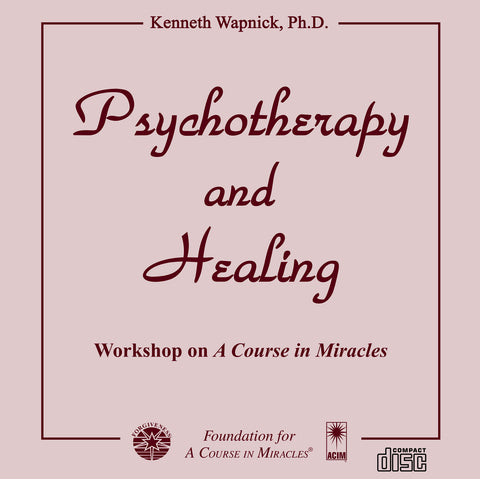 Psychotherapy and Healing [CD]