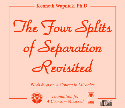 The Four Splits of Separation Revisited [CD]