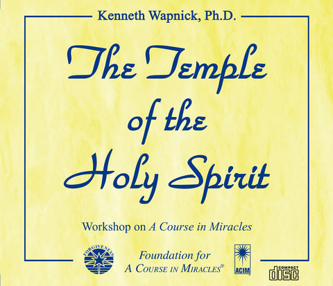 The Temple of the Holy Spirit [CD]