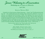 Jesus: Wakening to Resurrection [MP3]