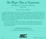 The Magic Flute of Forgiveness [MP3]