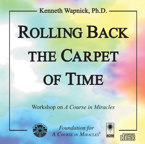 Rolling Back the Carpet of Time [CD]