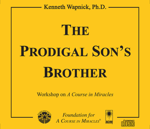 The Prodigal Son's Brother [CD]