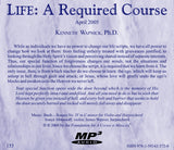 Life: A Required Course [MP3]