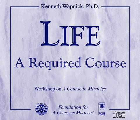 Life: A Required Course [CD]