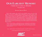 Our Earliest Memory [MP3]