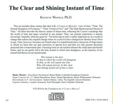 The Clear and Shining Instant of Time [CD]