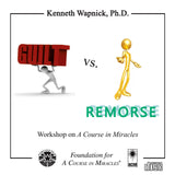 Guilt versus Remorse [CD]
