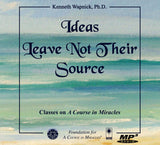 Ideas Leave Not Their Source [MP3]