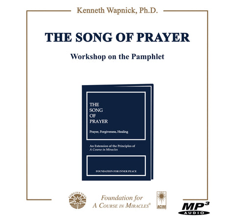 The Song of Prayer [MP3]