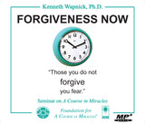 "Forgiveness Now: ""Those You Do Not Forgive You Fear"" [MP3]"