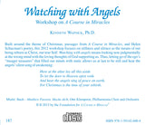 Watching with Angels [CD]