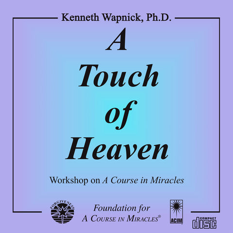 """A Touch of Heaven"" [CD]"