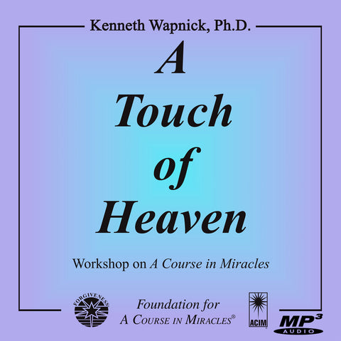 """A Touch of Heaven"" [MP3]"