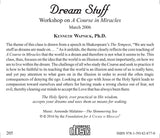 Dream Stuff [CD]